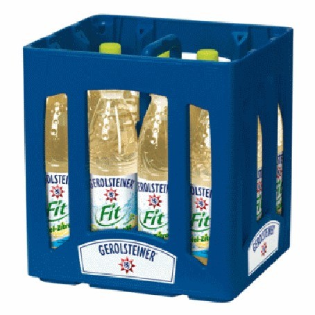 Gerolsteiner Fit Apfel-Zitrone (12/0,75 Ltr. PET)