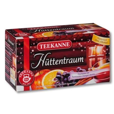 Teekanne Hüttentraum