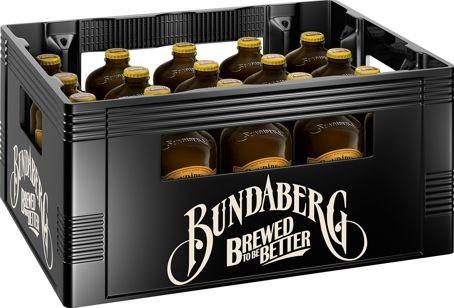 Bundaberg Ginger Brew (20/0,33 Ltr. Glas)