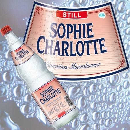 Sophie Charlotte still (12/0,7 Ltr. Glas)