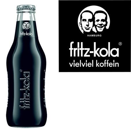 fritz-kola (24/0,20 Ltr. Glas)