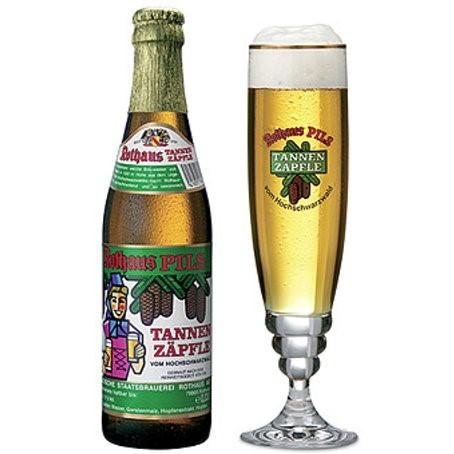 Rothaus Tannenzäpfle (24/0,33 Ltr. Glas)