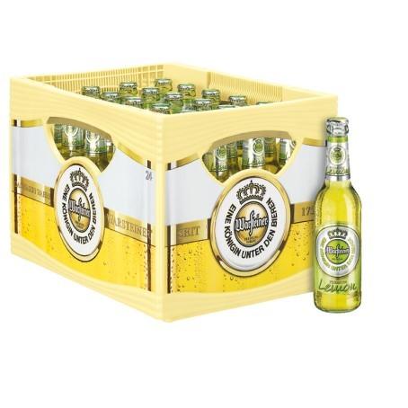 Warsteiner Lemon (24/0,33 Ltr. Glas)