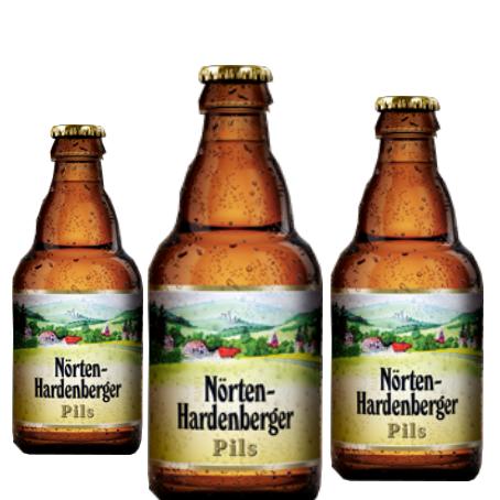Nörten Hardenberg Pils (30/0,33 Ltr. Glas)