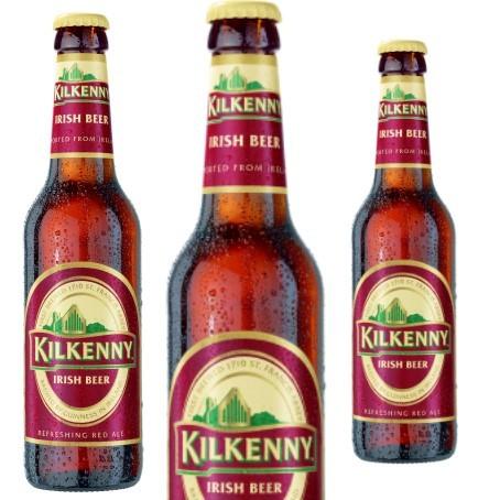 Kilkenny Irish Beer (24/0,33 Ltr. Glas)