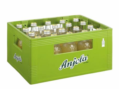 Anjola Ananas Limette (20/0,33 Ltr. Glas)