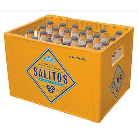 Salitos Ice (24/0,33 Ltr. Glas MEHRWEG)