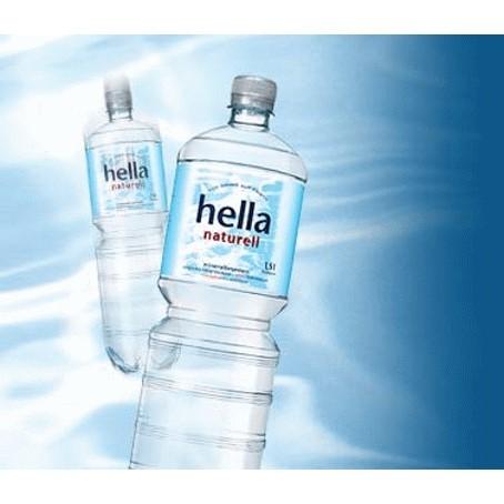 Hella naturelle (12/1 Ltr. PETc EINWEG)