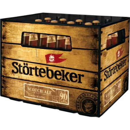 Störtebeker Scotch Ale (20/0,5 Ltr. Glas MEHRWEG)