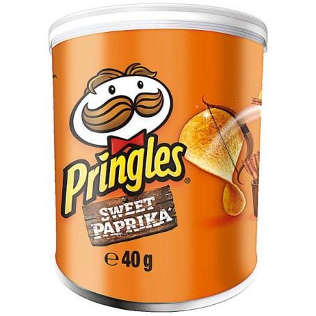 Pringles Sweet Paprika (12x40 g Ds.)