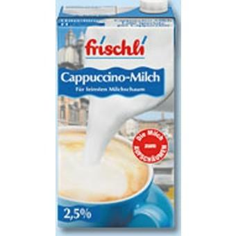Frischli Cappuccino Milch (12 x 1,0 Ltr.)