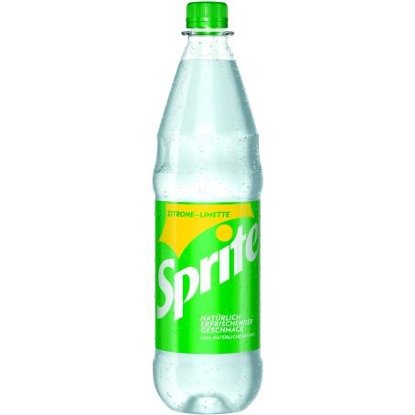 Sprite (Einzelflasche 1,0 Ltr. MEHRWEG)