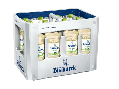 Bismarck Wellness (12/0,7 Ltr. Glas MEHRWEG)