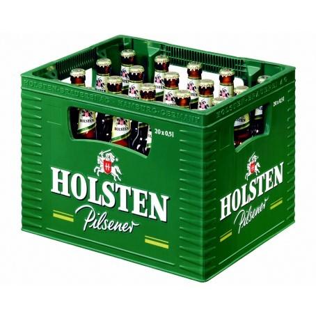 Holsten Pils (20/0,5 Ltr. Glas MEHRWEG)