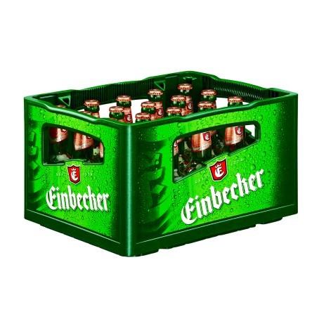 Einbecker Urbock Dunkel (20/0,33 Ltr. Glas MEHRWEG)