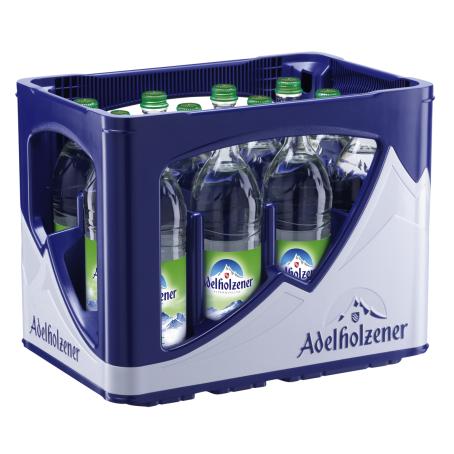 Adelholzener Sanft (12/0,75 Ltr. Glas MEHRWEG)
