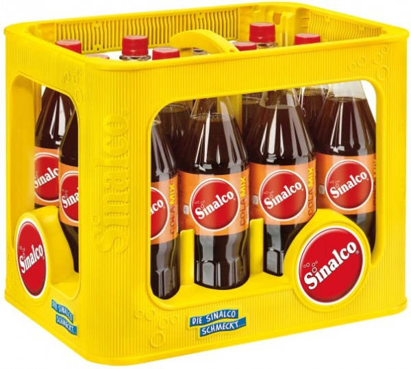 Sinalco Cola Mix (12/1 Ltr. PET MEHRWEG)
