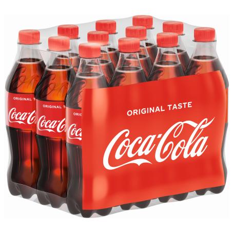 Coca Cola PET (12/0,5 Ltr. Einweg)