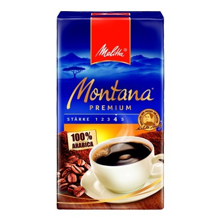 Melitta Cafe Montana (12/500 g.)