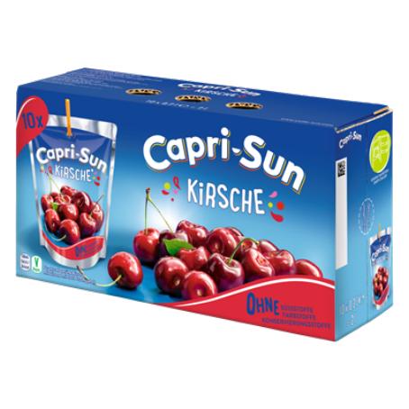 Capri Sun Kirsche (10/0,2 ml. Einweg)