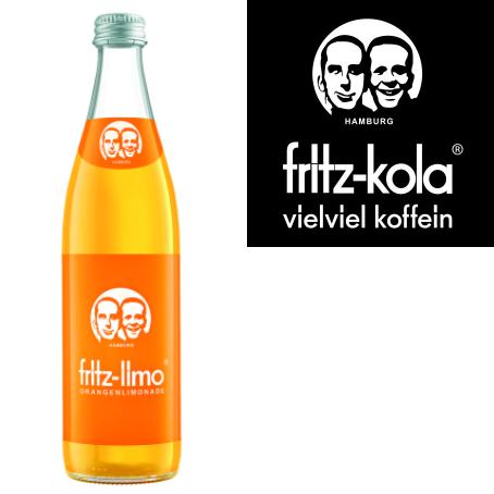 fritz -limo Orangenlimonade