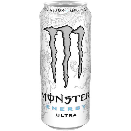 Monster Ultra White (12/0,5 Ltr. Dosen Einweg)