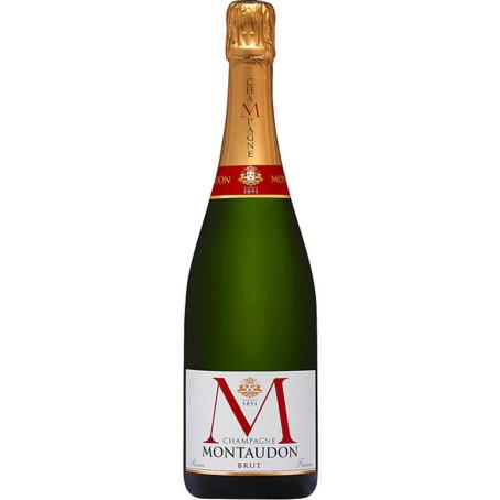 Montaudon Brut Champagner (6/0,75 Ltr. EINWEG)