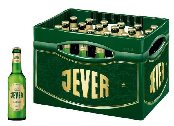 Jever Pils (24/0,33 Ltr. Glas MEHRWEG)