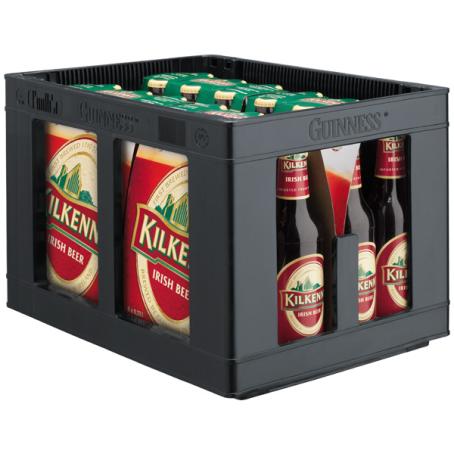 Kilkenny Irish Beer (24/0,33 Ltr. Glas MEHRWEG)