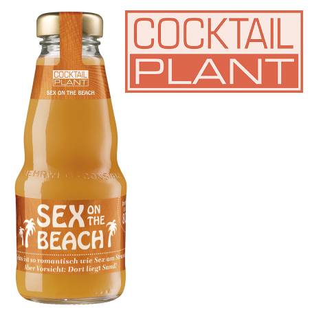 Cocktail Plant Sex on the Beach (24/0,2 Ltr. MEHRWEG)