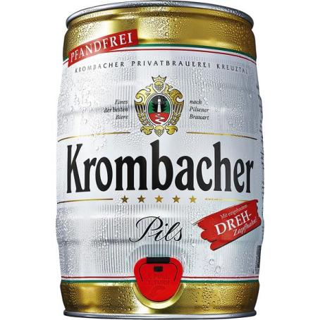 Krombacher Pils Partydose 2/5 Ltr. EINWEG