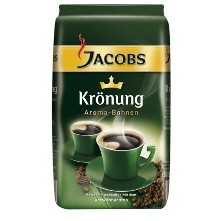 Jacobs Krönung ganze Bohne (12/500 g.)