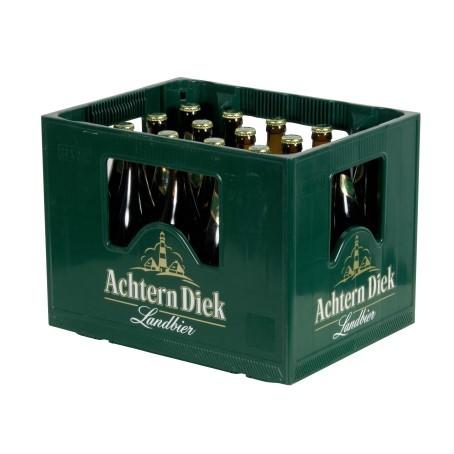 Achtern Diek Landbier (20/0,5 Ltr. Glas MEHRWEG)