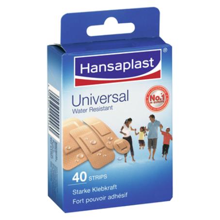 Hansaplast Universal (1/40 Stk.)