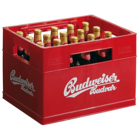 Budweiser Budvar (20/0,5 Ltr. Glas MEHRWEG)