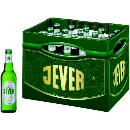 Jever Fun (20/0,5 Ltr. Glas MEHRWEG)
