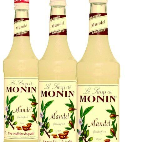 Monin Sirup Mandel