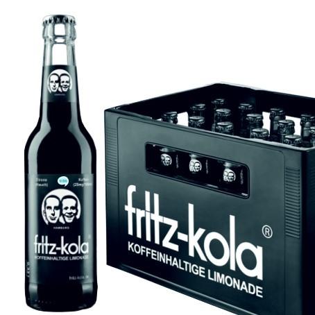 fritz -kola (24/0,33 Ltr. Glas MEHRWEG)