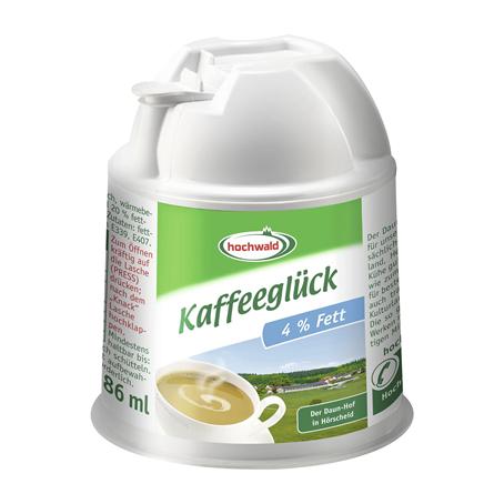 Hochwald Kondensmilch Kännchen 4 % (20 x 200 ml.)