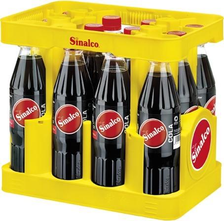 Sinalco Cola (12/0,5 Ltr. PET MEHRWEG)