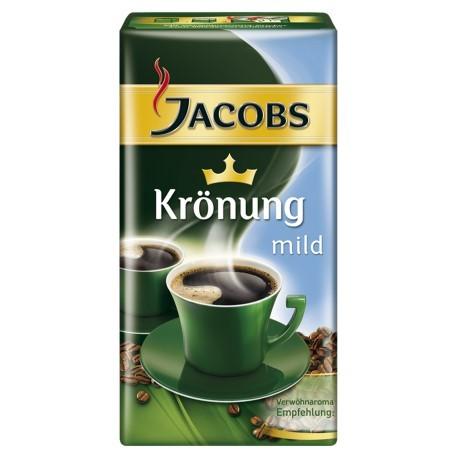 Jacobs Krönung mild (12/500 g.)