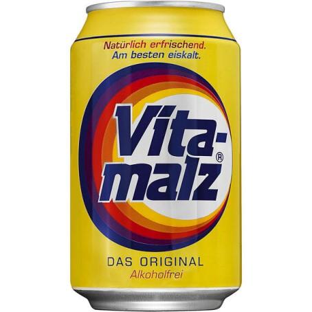 Vitamalz (24/0,33 Ltr. Dose EINWEG)