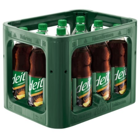 Deit Cola-Mix (12/1,0 Ltr. PET MEHRWEG)