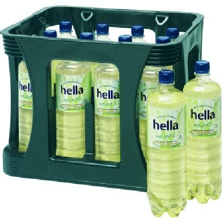 Hella Wellness (12/1 Ltr. PETc EINWEG)