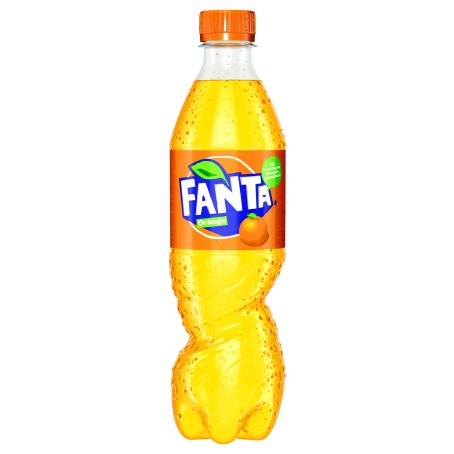 Fanta Orange PET (12/0,5 Ltr. Einweg)