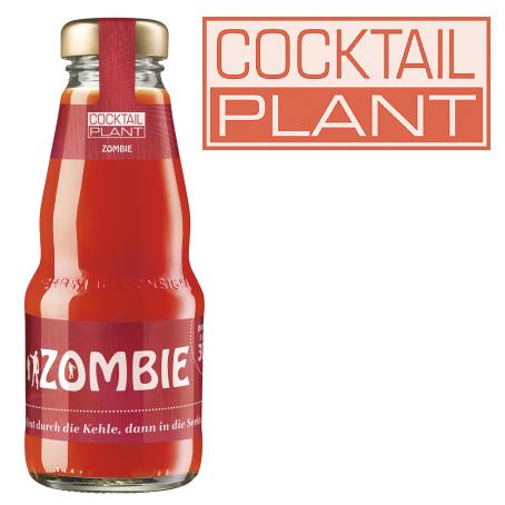 Cocktail Plant Zombie (24/0,2 Ltr. MEHRWEG)