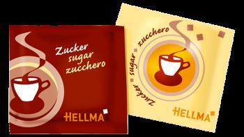 Hellma Feinzucker Beutel (100/3,6 g.)