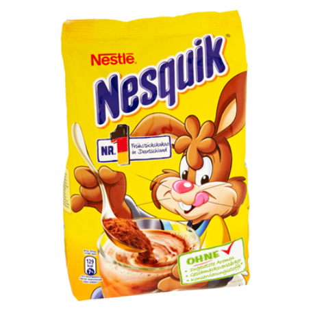 Nestlé Nesquik Kakaopulver (500 g.)