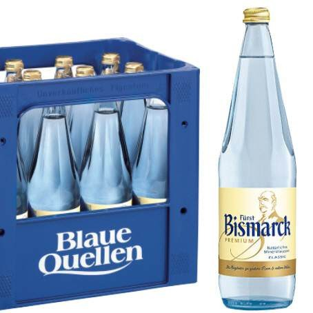 Bismarck Gourmet classic (12/0,75 Ltr. Glas MEHRWEG)