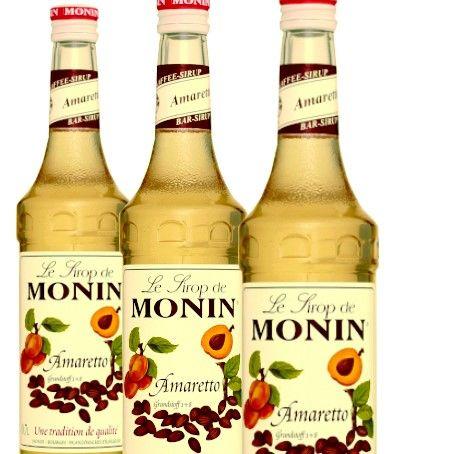 Monin Sirup Amaretto